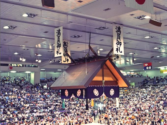 平成28年の大相撲名古屋場所に行ってきた話