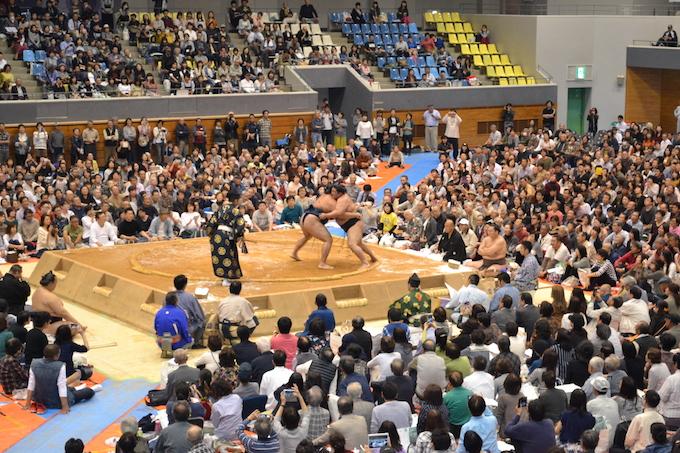 【金沢場所】相撲巡業で見た!印象に残った内容