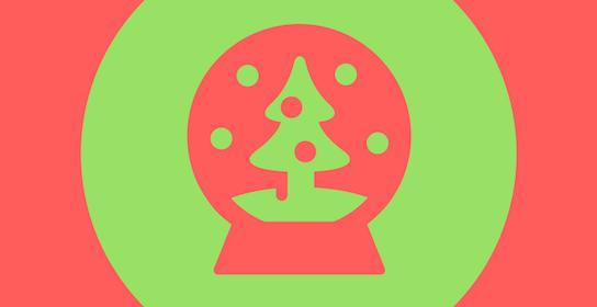 和風の玄関でもクリスマスツリーを飾りたい。