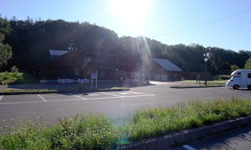 「道の駅ピンネシリ」北海道での車中泊におすすめスポット!